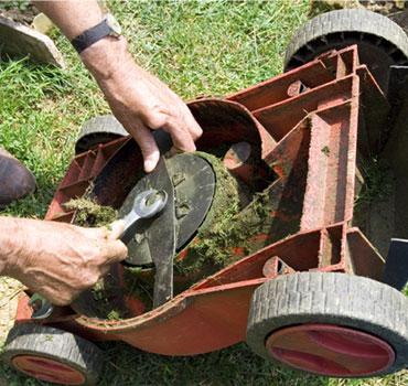 Small Engine Repair Program